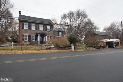Single Family Home For Sale: 1400 Church Lane