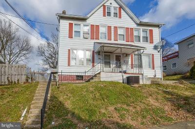 Multi Family Home For Sale: 351 W Nesquehoning Street