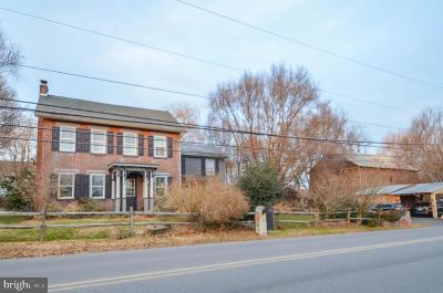 Single Family Home For Sale: 1400 Church Lane