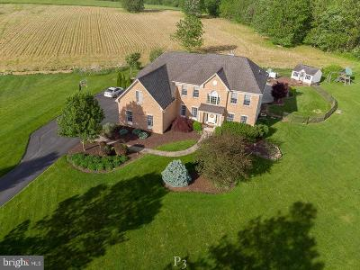 Easton Single Family Home For Sale: 155 Fox Run