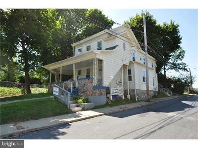 Multi Family Home For Sale: 433 Philadelphia Road
