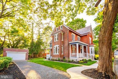 Single Family Home For Sale: 722 Cattell Street