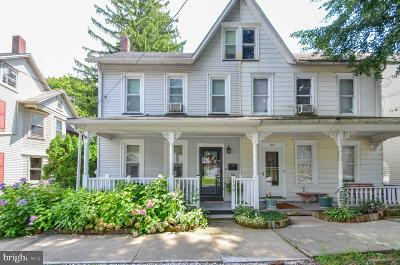 Single Family Home Under Contract: 136 N Main Street