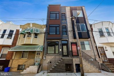 Point Breeze Townhouse For Sale: 1317 S Taylor Street