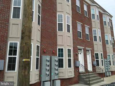 University City Townhouse For Sale: 134 S 46th Street