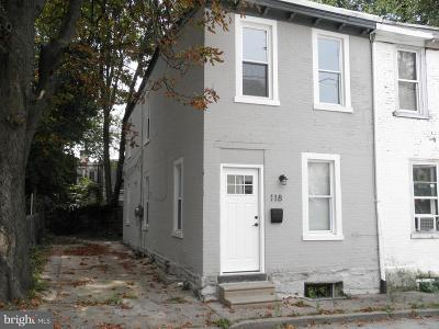 Mt Airy (East) Single Family Home For Sale: 118 E Springer Street