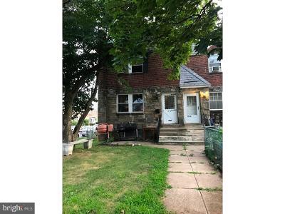 Castor Gardens Multi Family Home For Sale: 1548 Levick Street