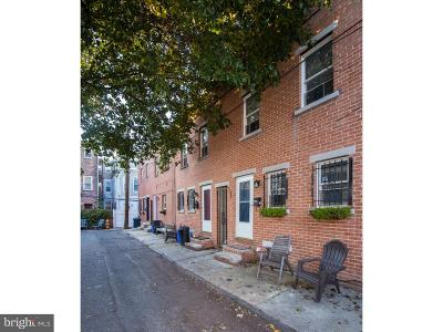 Graduate Hospital Townhouse For Sale: 2131 Clymer Street