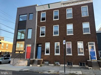Fishtown Single Family Home For Sale: 2203 E Cumberland Street
