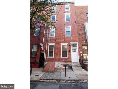 Northern Liberties Single Family Home For Sale: 1215 N Randolph Street #1