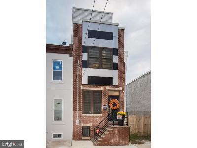 Point Breeze Townhouse For Sale: 2324 Wilder Street