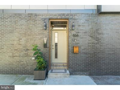 Northern Liberties Townhouse For Sale: 866 N Leithgow Street