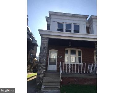Tacony Single Family Home For Sale: 7111 Ditman Street