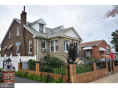 Castor Gardens Single Family Home For Sale: 1417 Disston Street