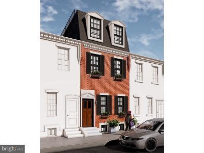 Philadelphia County Townhouse For Sale: 518 S Taney Street