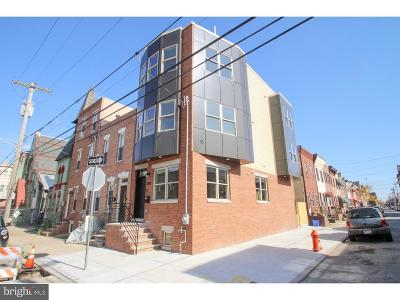 Point Breeze Townhouse For Sale: 1259 S 19th Street