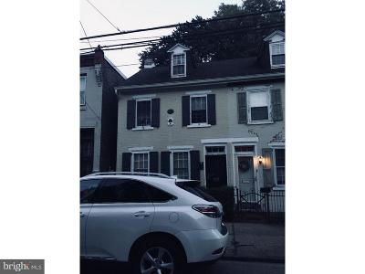 Philadelphia County Single Family Home For Sale: 126 W Queen Lane