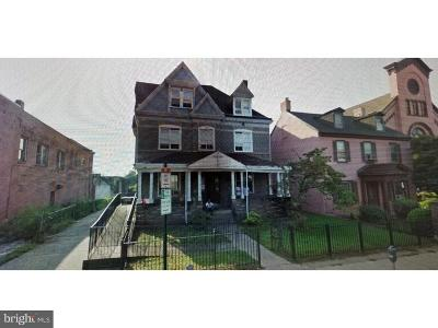 Philadelphia Single Family Home For Sale: 4321 Frankford Avenue