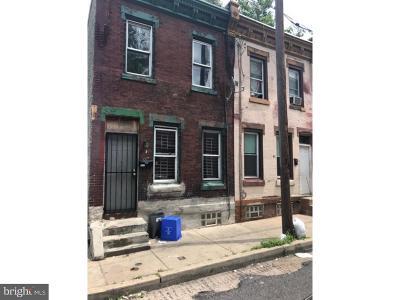 Philadelphia Single Family Home For Sale: 359 E Shedaker Street