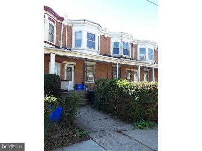 Mt Airy (East) Townhouse For Sale: 6530 Chew Avenue
