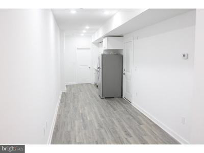 Philadelphia PA Rental For Rent: $1,550