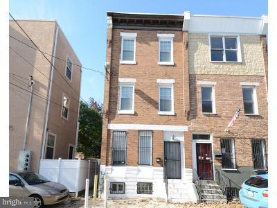 Philadelphia County Multi Family Home For Sale: 2210 N Camac Street