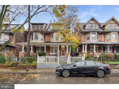 Philadelphia Single Family Home For Sale: 4914 N 12th Street