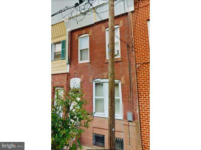 Point Breeze Townhouse For Sale: 1937 Dudley Street