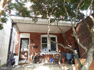 Manayunk Single Family Home For Sale: 3813 Manayunk Avenue