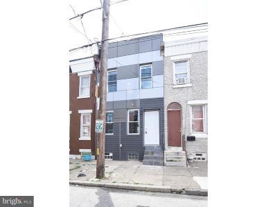 Philadelphia County Townhouse For Sale: 2028 E Firth Street