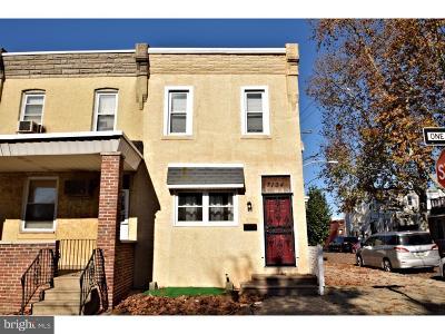 Philadelphia Single Family Home For Sale: 7134 Vandike Street