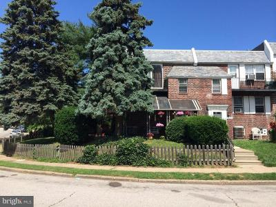 Philadelphia County Multi Family Home For Sale: 2660 Wentworth Road