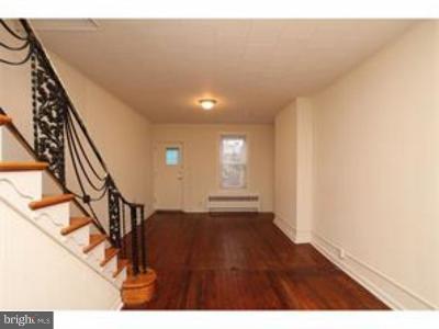 Philadelphia County Townhouse For Sale: 3060 Amber Street