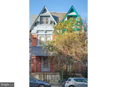 Philadelphia PA Single Family Home For Sale: $675,000