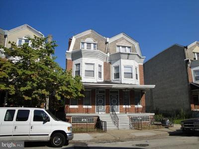 Mt Airy (East), Mt Airy (West) Single Family Home For Sale: 75 W Sharpnack Street