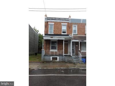 Philadelphia Single Family Home For Sale: 1724 W Wingohocking Street