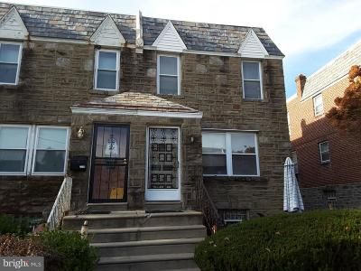 Mt Airy (East), Mt Airy (West) Single Family Home Active Under Contract: 1015 E Dorset Street