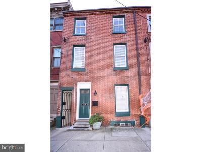Queen Village Townhouse For Sale: 208 Queen Street