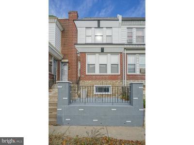 Philadelphia PA Townhouse For Sale: $164,900