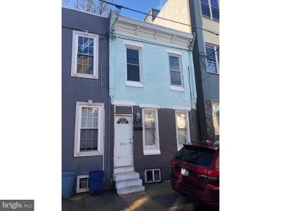 Point Breeze Townhouse For Sale: 2138 Sears Street