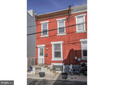 Philadelphia County Townhouse For Sale: 527 Morse Street
