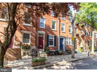 Philadelphia County Townhouse For Sale: 214 Montrose Street