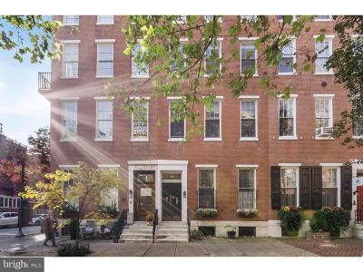 Rittenhouse Square Condo For Sale: 1802 Pine Street #4