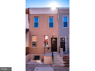 Point Breeze Townhouse For Sale: 2246 Titan Street
