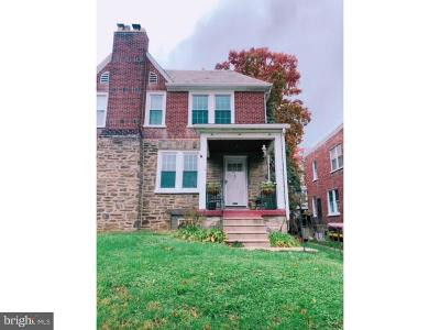 Mt Airy (East) Single Family Home For Sale: 429 E Hortter Street