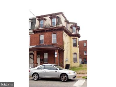 Philadelphia Multi Family Home For Sale: 1502 Harrison Street