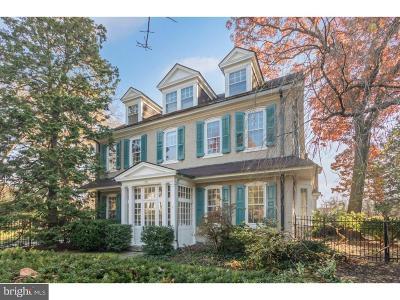 Philadelphia Single Family Home For Sale: 326 W Allens Lane