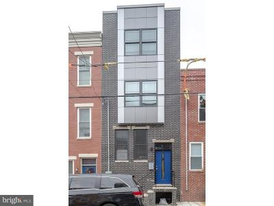 Brewerytown Townhouse For Sale: 2508 W Oxford Street