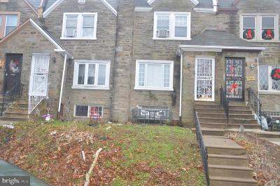 Mt Airy (East) Townhouse For Sale: 7728 Cedarbrook Avenue
