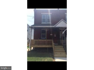 Tacony Single Family Home For Sale: 6723 Ditman Street